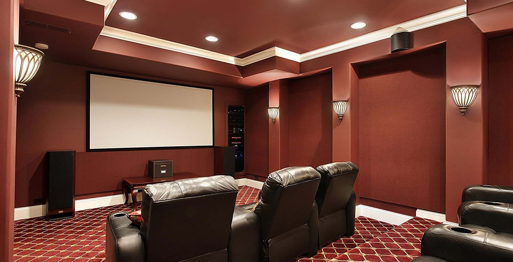 Cinema Room home theater systems, home theater dealers, cheap home theaters